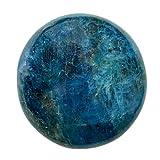 Rodado de Apatita Azul - Piedra natural Anti Estrés y Creatividad Estrés – Litoterapia...
