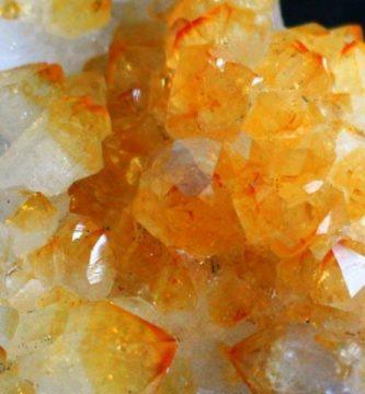 Cristal de Cuarzo Citrino