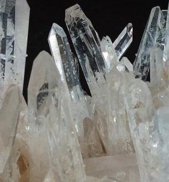 Cristal de Cuarzo hialino