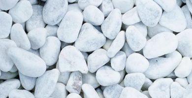 Cristales de piedras azules